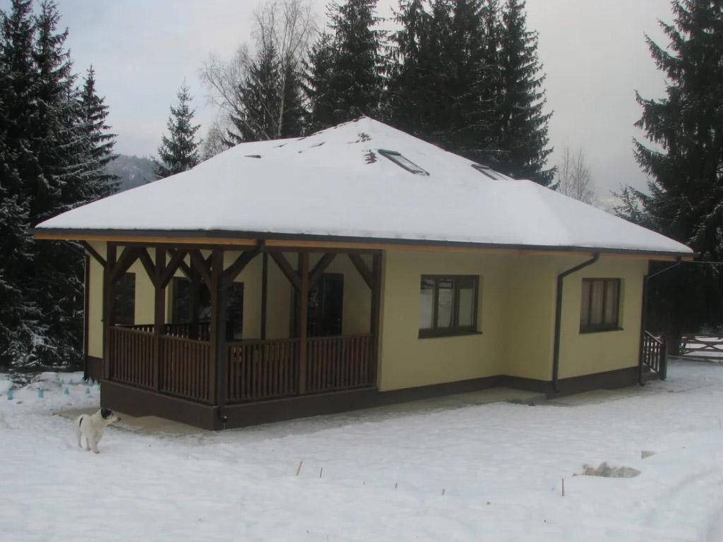 Immagine di Casa realizzata in Timber Frame